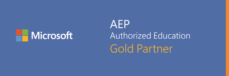 Microsoft-AEP-Authorized-Education-Gold-Partner